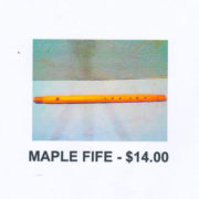 Maple-fife