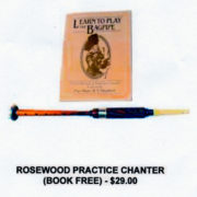 Practice-Chanter